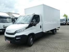 bakwagen bedrijfswagen < 7.5 t Iveco Daily 35S16 Koffer/LBW, EURO6