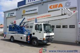 kraanwagen DAF Klaas Montage-Dachdecker Kran 30,5m 1 to UVV neu 2000