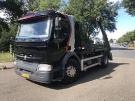 bakwagen vrachtwagen > 7.5 t Renault premium 320 met portaalarmsysteem 2006