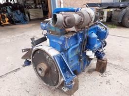 Motor vrachtwagen onderdeel Scania DSC 910 motor