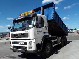 kipper vrachtwagen > 7.5 t Volvo FM 12 420 6x6 /tractor/tipper I shift 2005
