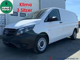 gesloten bestelwagen Mercedes-Benz Vito 111 CDI Kasten Lang 3 Sitzer Klima Autom. 2018