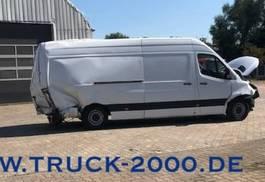 gesloten bestelwagen Mercedes-Benz Sprinter 316 CDI Hoch + Lang Mod. 2019 Motor OK 2018