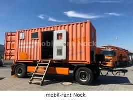 overige vrachtwagen aanhangers Krone HILLER DP45E-422/Mobile Schlammentwässerung