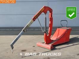 Overig vrachtwagen onderdeel Hydrobull ITI 350 N 2 axles Mobile crane 2008