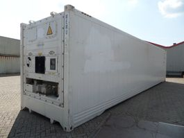 koel vries zeecontainer Vernooy 40FT REEFER HC