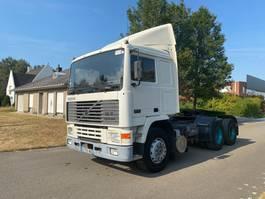 zware last trekker Volvo F10 Intercooler 6x4 1991