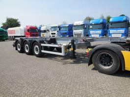 container chassis oplegger LAG Lag O-3-CC ADR LIFTAS 2013