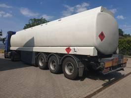 tankoplegger EKW tank trailer 40.000ltr 2002