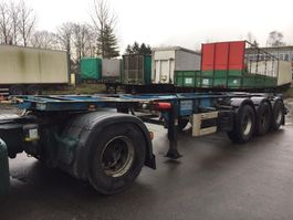 container chassis oplegger Van Hool **3AXXLE - CONTAINER CHASSIS - BPW** 2000