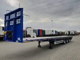 mega-volume oplegger Kaessbohrer Heavy Duty 2020