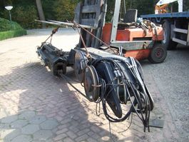 Kraan vrachtwagen onderdeel Hiab ARM HIAB 300 2002