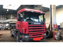 standaard trekker Scania 144 530 1999
