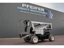 knikarmhoogwerker wiel Niftylift HR12DE 4WD Bi Energy, 4x4 Drive, 12.2 m Working He 2014