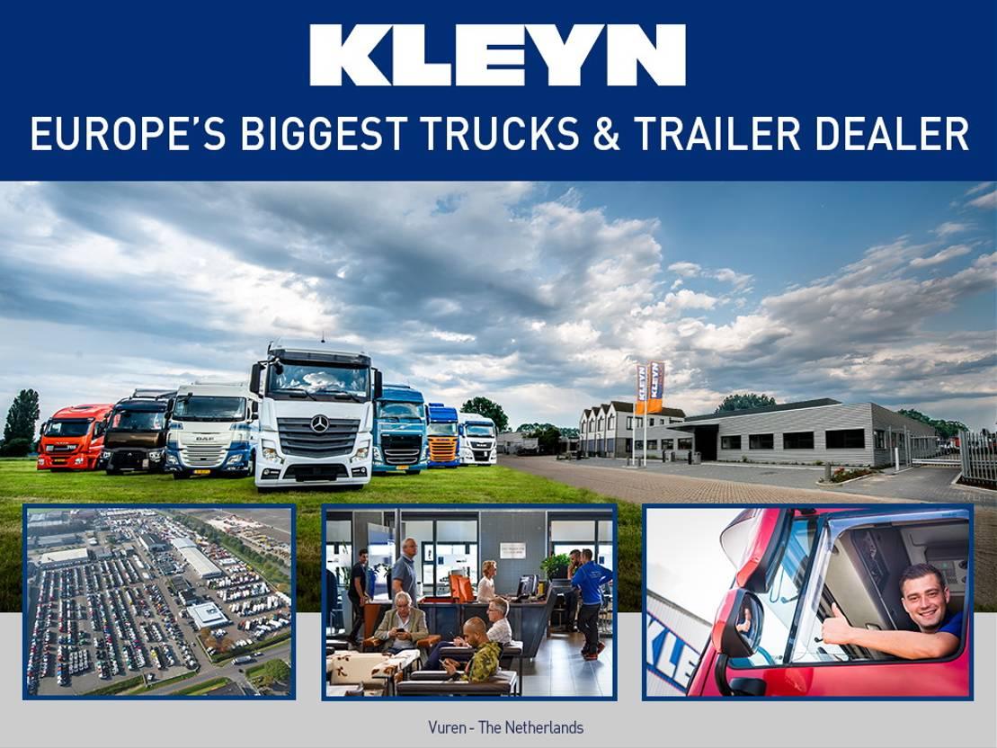 koelwagen vrachtwagen DAF LF 45 220 11.990 kg 2009