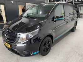 gesloten bestelwagen Mercedes Benz Vito 116 CDI dubcab airco navi automaat 2018