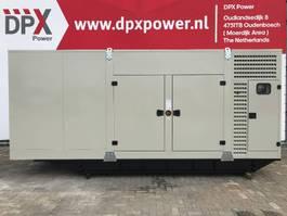 generator Baudouin 6M33G715 - 712 kVA Generator - DPX-19571 2021