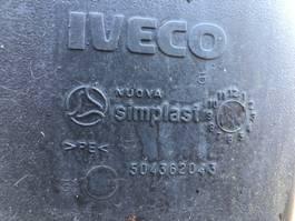 Chassisdeel vrachtwagen onderdeel Iveco ADBLUE TANK P/N 504362043 2012