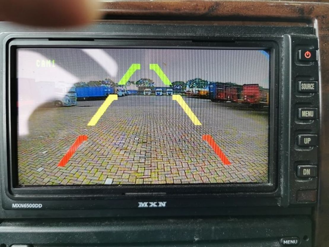 silo vrachtwagen DAF CF 85.510 8x2 silo 29m3 blower 2013