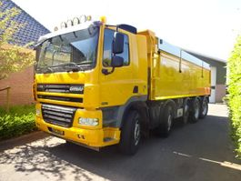 kipper vrachtwagen > 7.5 t Ginaf X 5250 S 10X4 2012