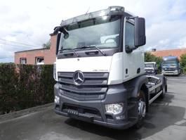 containersysteem vrachtwagen Mercedes-Benz Nieuwe Actros 1932L containersysteem uit stock leverbaar 2020