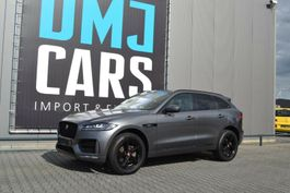 terreinwagen Jaguar F-PACE R-Sport AWD LED Dynamic display Incontrol