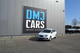 stationwagen Seat Ibiza ST 1.6 TDI Copa Leder Klimaautom. Alu 2011