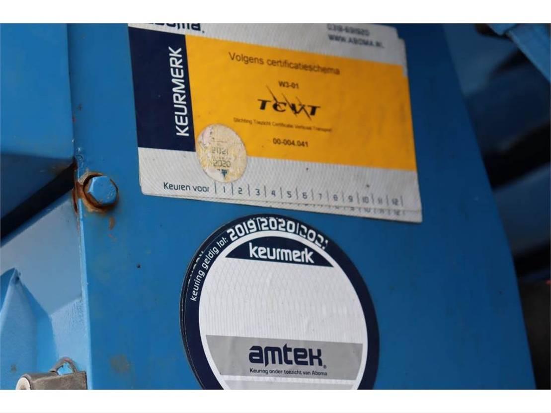mobiele torenkraan Spierings SK1265-AT6 Valid Aboma Inspection Till 01-2021, 12 2005