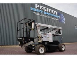 knikarmhoogwerker wiel Niftylift HR12NDE Bi-Energy, 12.2m Working Height, Non Marki 2014