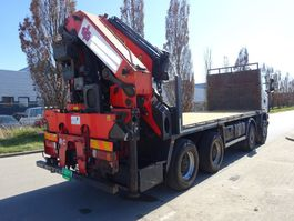 Kraan vrachtwagen onderdeel Palfinger PK36002 + JIB 2003