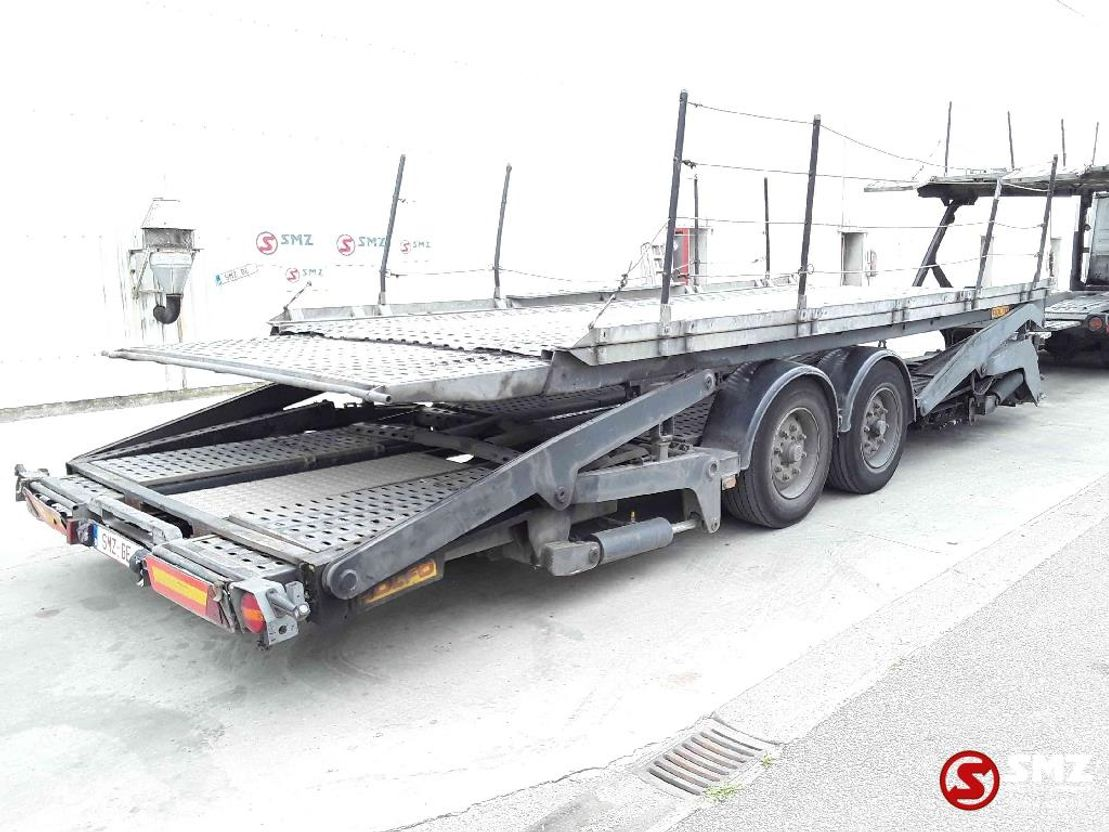 autotransporter vrachtwagen Mercedes-Benz Actros 1843 rolfo complete 2003