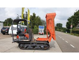 mini dumper rups Kubota KC250HR 2010
