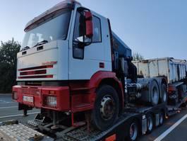 zware last trekker Iveco 720E37 Eurotrakker ***PALFINGER PK35000*** 1997