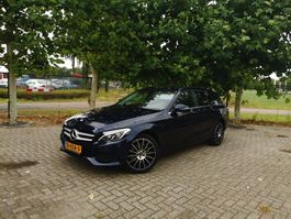 stationwagen Mercedes-Benz C 250 7GTRONIC AUTOMAAT 2016 C250 2016
