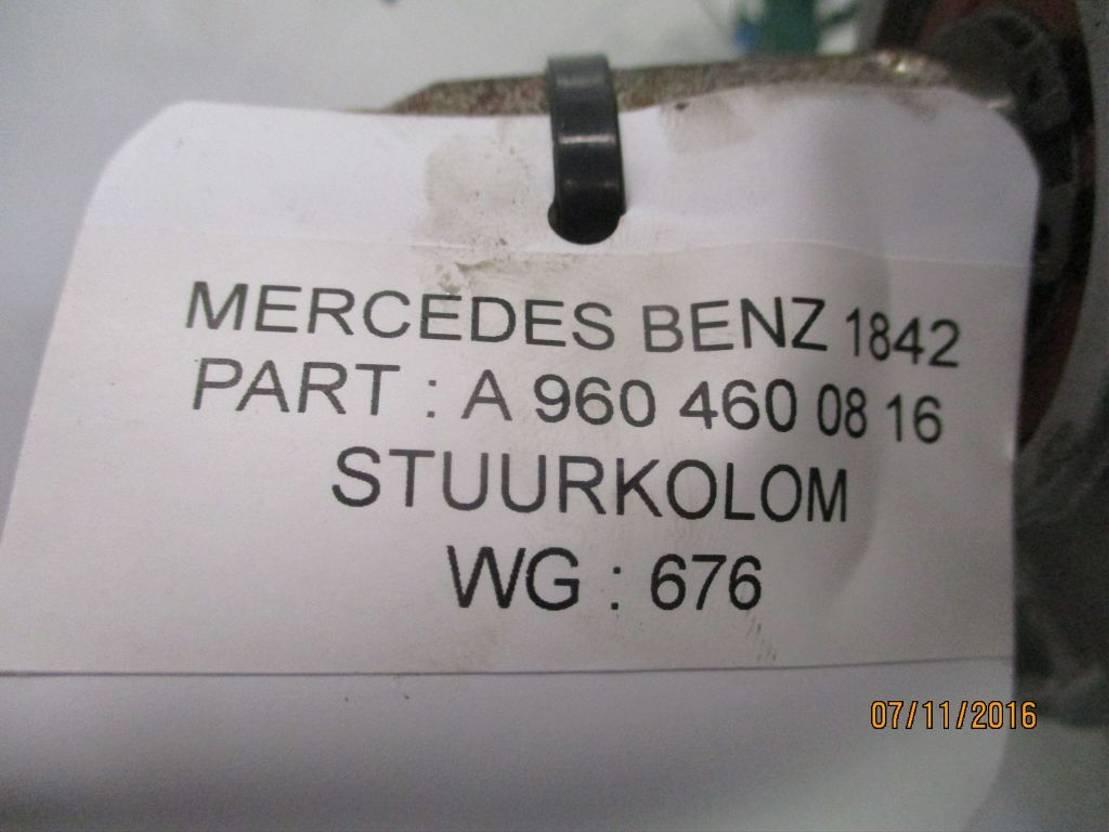 Stuurinrichting vrachtwagen onderdeel Mercedes-Benz A 960 460 08 16 Stuurkolom MP 4