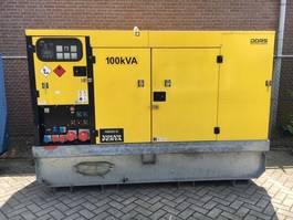 generator Volvo Penta Europower 100 KVA 2016