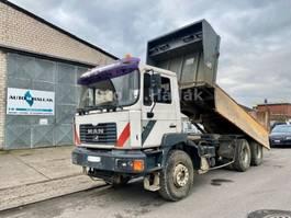 camion à benne basculante > 7.5 t MAN F2000 27.314 6x4 Big Axel Manualgear