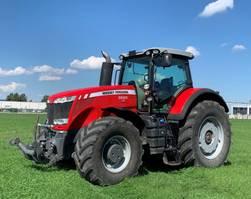 standaard tractor landbouw Massey Ferguson Massey Ferguson 8660 dynashift 2011