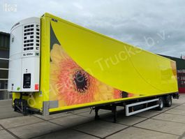 koel-vries oplegger Tracon TO.S 1518 | Thermo King SL-200e | APK | Flower transport 2008