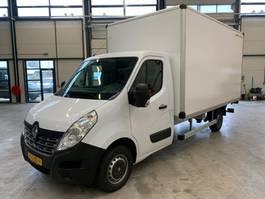 bakwagen bedrijfswagen < 7.5 t Renault master bakwagen laadklep airco 8900km 2019