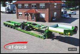 dieplader oplegger Faymonville STBZ-4VA, 4+2  Tele, Extandable, Dolly, super low 2012