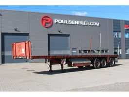 platte oplegger HRD 12,90m with 7,5m extention 2006