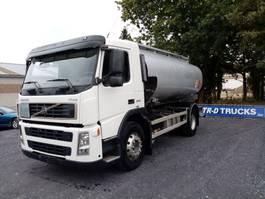 tankwagen vrachtwagen Volvo FM9 260 4x2 CITERNE MAGYAR 5 COMP 2005