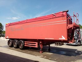 kipper oplegger Stas TIPPER 50M3 VERY CLEAN 2007