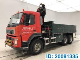 platform vrachtwagen Volvo FM 380 - 6x6 2002