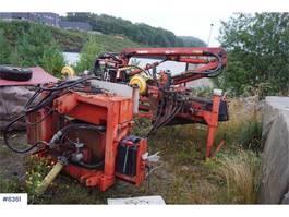overige landbouwmachine Dücker Edge cutter for tractor with extra cutting heads. 2006