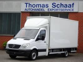 bakwagen bedrijfswagen < 7.5 t Mercedes Benz Sprinter 316 Cdi Koffer Maxi 450L Klima LBW 3.5t Euro 5 2011