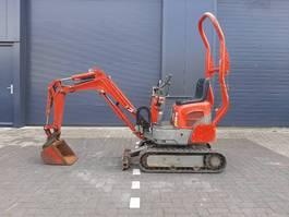 minigraafmachine rups Yanmar SV 08-1, 2012, Quickcoupler 1bucket, Hammerpipe. 2012