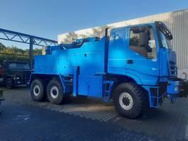 takelwagen-bergingswagen-vrachtwagen Foden 6x6