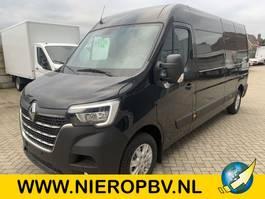 gesloten bestelwagen Renault master t35 l3h2 180pk navi NIEUW 2020